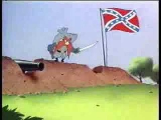 Bugs Bunny in Dixie