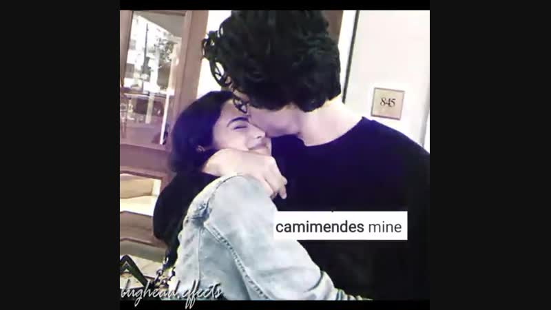 Camila Mendes | Камила Мендес | Charles Melton | Чарльз Мелтон | vine