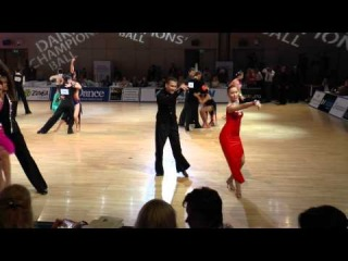 DanceDeluxe on Daikin Champions ball_04/27/2013_ румба
