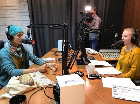 О бездрожжевом хлебе: 15 вопросов Татьяне Ждановой.