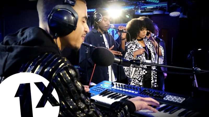 Swindle ft Eva Lazarus Knucks Waterfalls TLC cover in the 1xtra Live Lounge