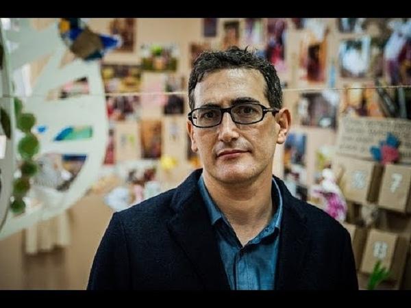 Лекция «Авангард Digital: точки пересечения в современном искусстве»   Антонио Джеуза