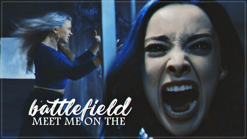 • the gifted meet me on the battlefield.