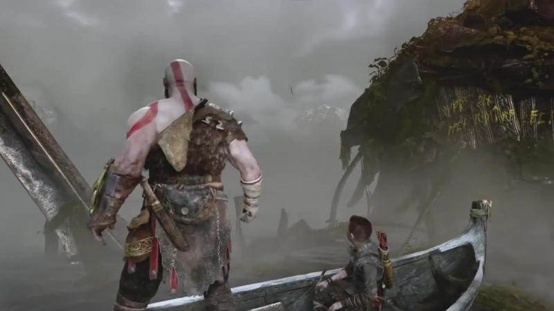 The power of the Leviathan axe