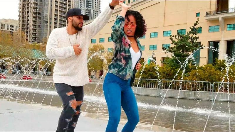 Dance Bachata - Kim Geo Dancing Joan Soriano NEW Bachata 2018