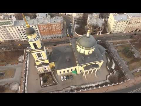 Храм Вознесения Господня в Сторожах, у Никитских ворот в г. Москве (Храм Большого Вознесения)