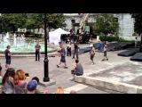 X men DOFP filming in Montreal