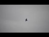 Набережная Ижевск снимаю выступление Истребителей