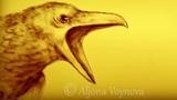 Скорпион. Песочная анимация - Алёна Войнова, Рафаэль Войнов. Исп. ProРок-группа