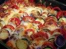 Овощная запеканка: низкокалорийный гарнир!