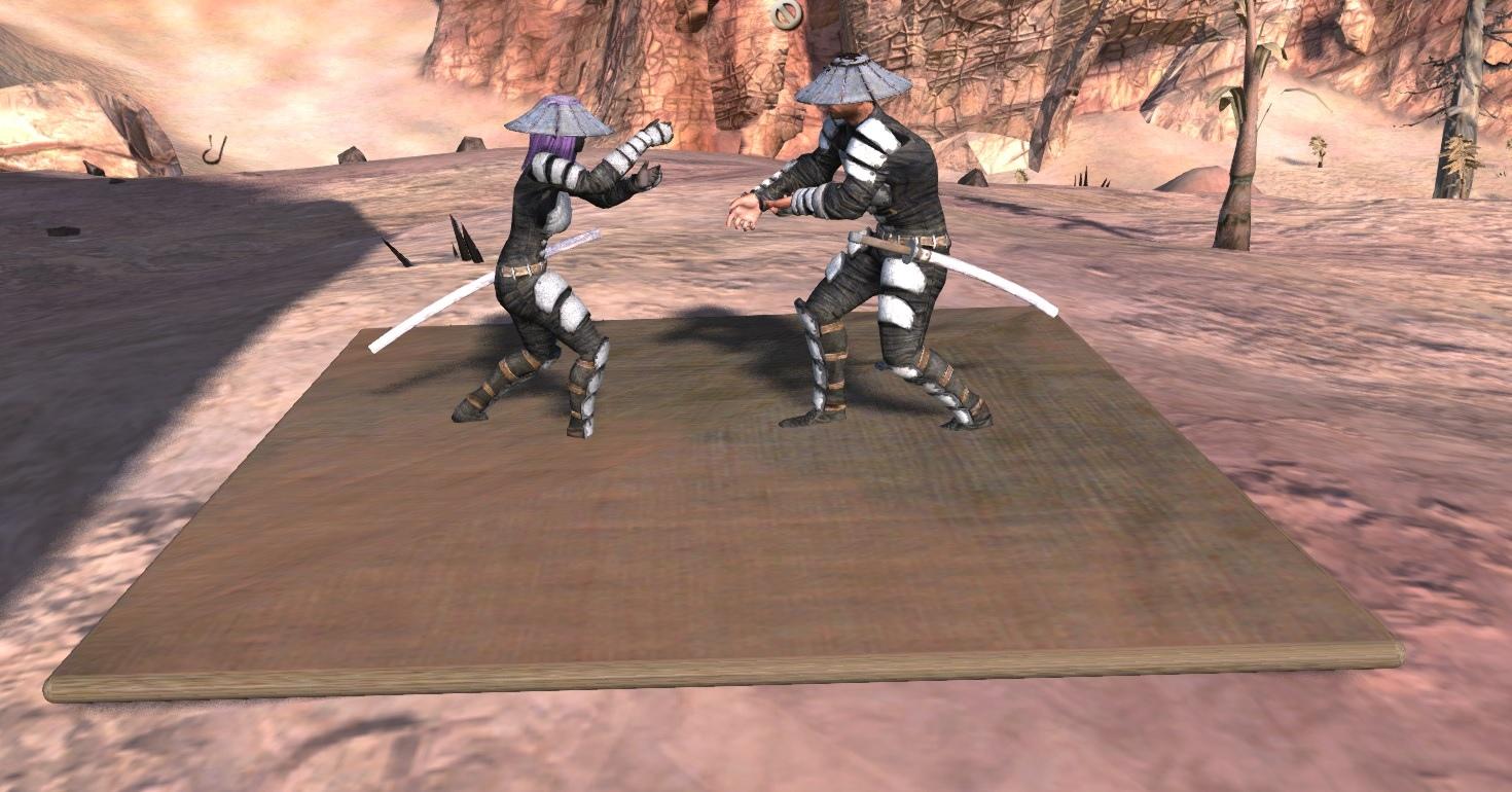 Sparring Mats / Тренинг по рукопашному бою