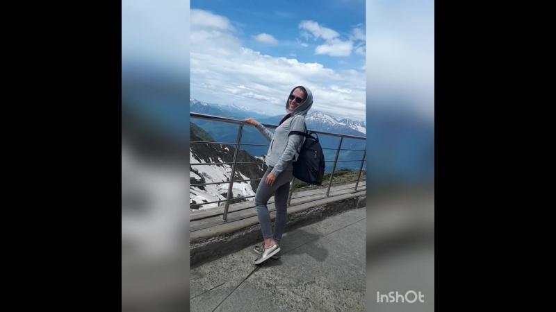 Роза Хутор, Роза Пик - 2320 м