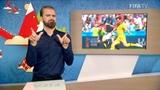 Франция - Австралия. Обзор матча FIFA WC 2018 - Международные жесты