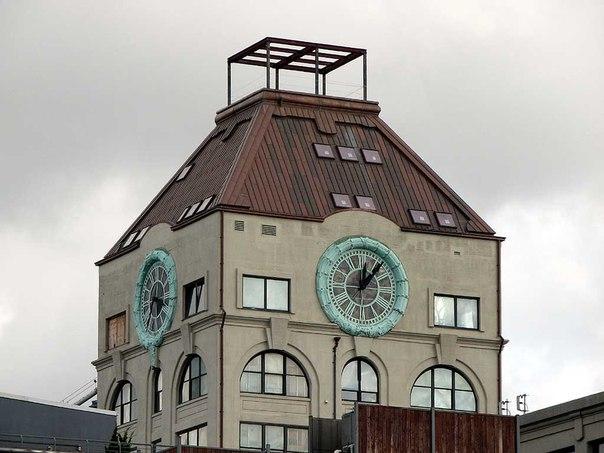 пентхаус в часовой башне в Нью-Йорке