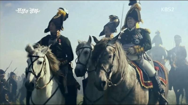 Battle of Austerlitz - War Peace (아우스테를리츠 전투)