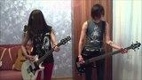 Rancid - The Brothels (Guitar and Bass Cover)