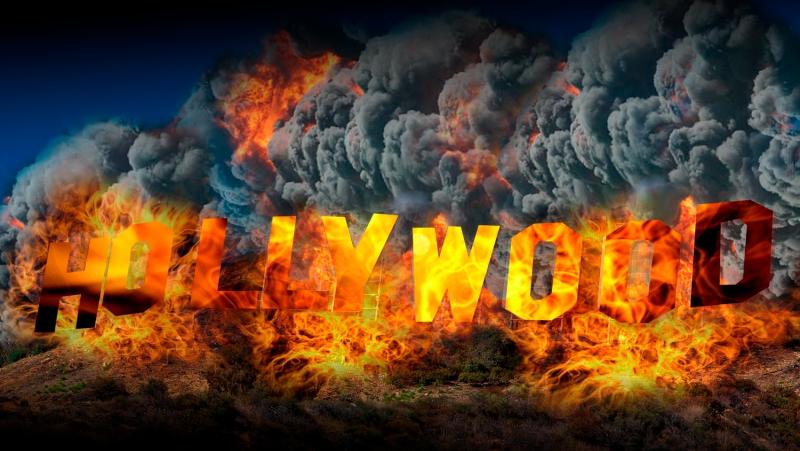 Бунт бездомных на голливудских холмах (ТРЕЙЛЕР)