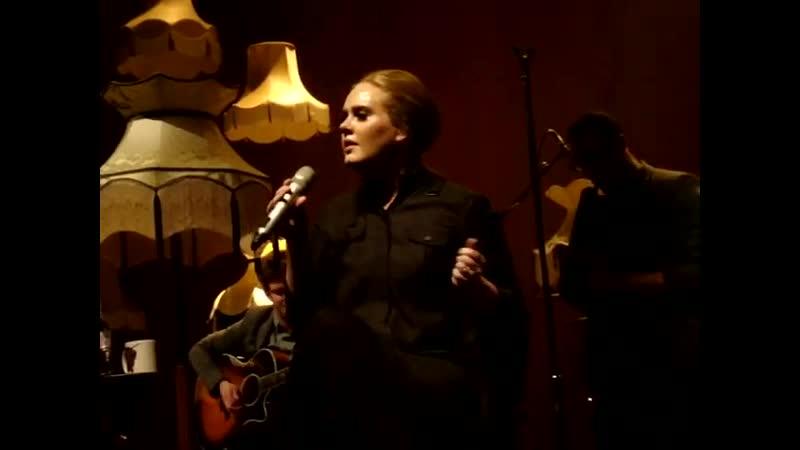 Adele - If In Hadn't Been For Love 2011 (21 album)