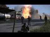Упоротые парни взрывают заправки в DayZ Standalone!)