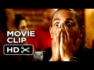 Let's Be Cops Movie CLIP - I Didn't Know You Were A Cop (2014) - Jake Johnson Action Comedy HD