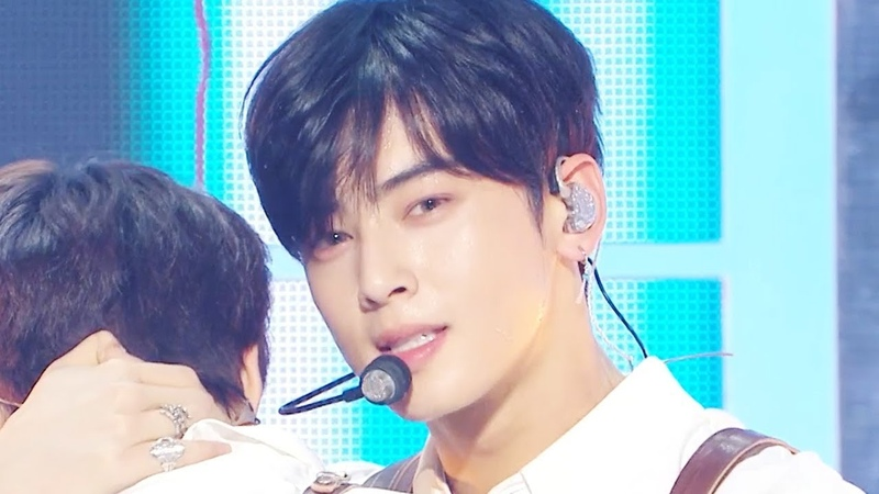 ASTRO - All Nightㅣ아스트로 - 전화해 [Show! Music Core Ep 618]