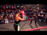 Nottingham Interclub 2013 - Zahra Ali (Notts) vs Georgina Manly (Notts)