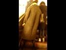 Флекс на эскалаторе