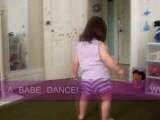 A BABE DANCING  SALSA  WOMEN POWER www.el7ad.com