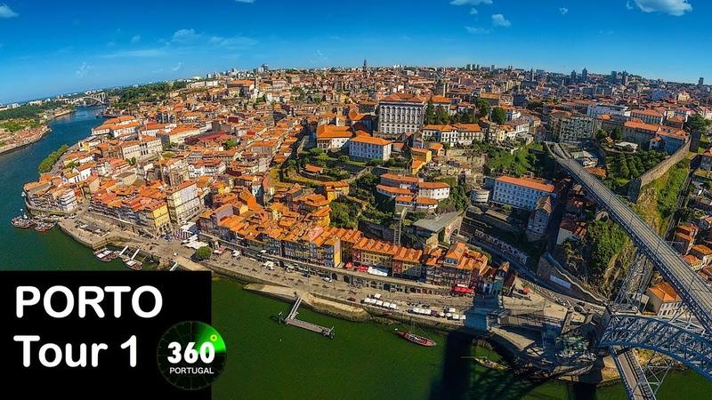 Porto Tour 1 | Centro Histórico | Portugal