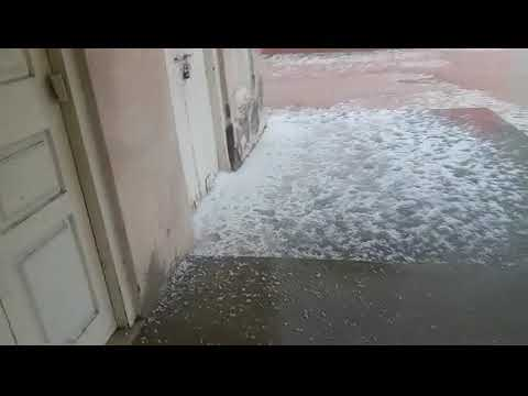 HAILING IN FAISALABAD SCENE OF PLOT AND GROUND