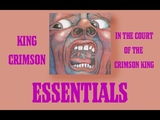 King Crimson - In the Court of the Crimson King - ALBUM REVIEW (Essentials #1)