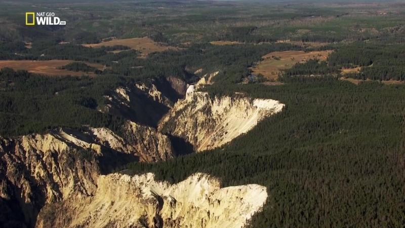 Национальные парки Америки - Yellowstone 2015