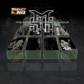 Michael Schenker Group альбом Masters of Rock