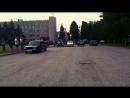 Автозвук. г. Назарово. площадь ГорДК