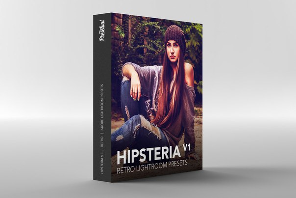 Preset Collection of hipster presets for lightroom