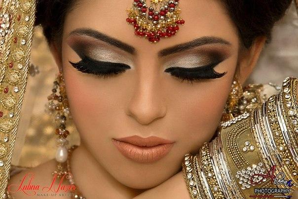 Beautiful makeup for