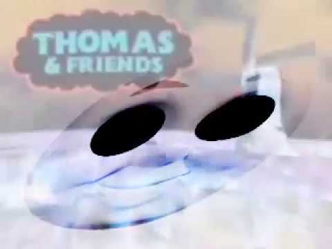 Thomas the Tank Engine theme song but all the notes are reversed warning spooky