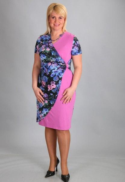 Платье нарядное женщине своими руками
