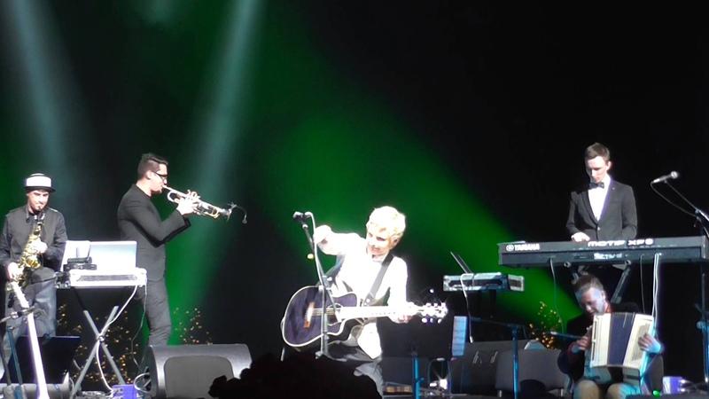 Сурганова и Оркестр в Крокус Сити Холле. 10.04.2014. Часть третья.
