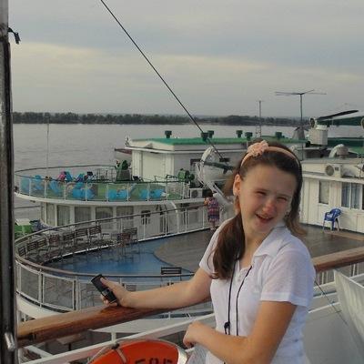 Полина Емурашина, 18 октября 1999, Тольятти, id189919279
