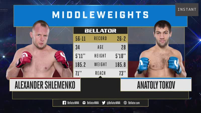 BELLATOR 208 Alexander Shlemenko VS Anatoly Tokov Highlights