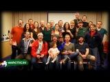 Команда Арктик30 поздравляет россиян с Новым Годом!