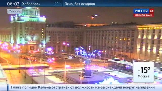 Новости на «Россия 24» • Синоптики и МЧС предупреждают о возможной сильной метели в Москве