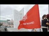 Праздничный Город детства встретил 1 июня юных вологжан на площади Революции