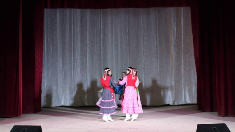 Башкирский танец Корама