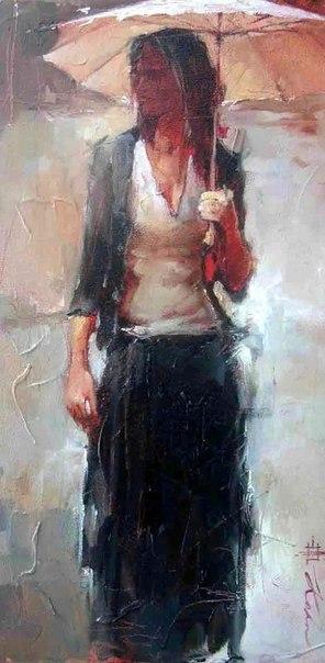 Очаровательные работы молодого художника Andre Kohn.