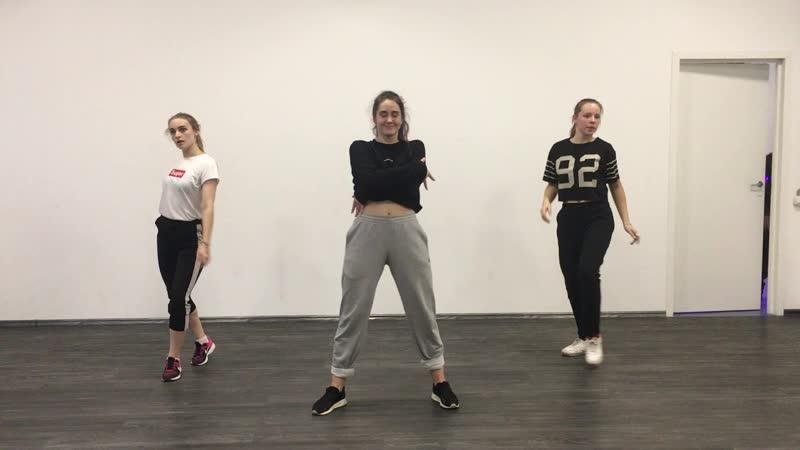 J.O. Choreography: Taki Taki - DJ Snake feat. Selena Gomez, Ozuna, Cardi B