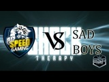 Speed Gaming vs SAD BOYS. ESP Shock Therapy Cup, game 2 by Adekvat & GodHunt (Русские комментарии)
