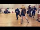 Praiz ft Sarkodie - Me you Dancehall Funk LA class