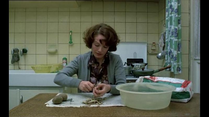 Жанна Дильман, набережная коммерции 23, Брюссель 1080 | Jeanne Dielman,23,quai du commerce,1080 Bruxelles|реж. Шанталь Акерман